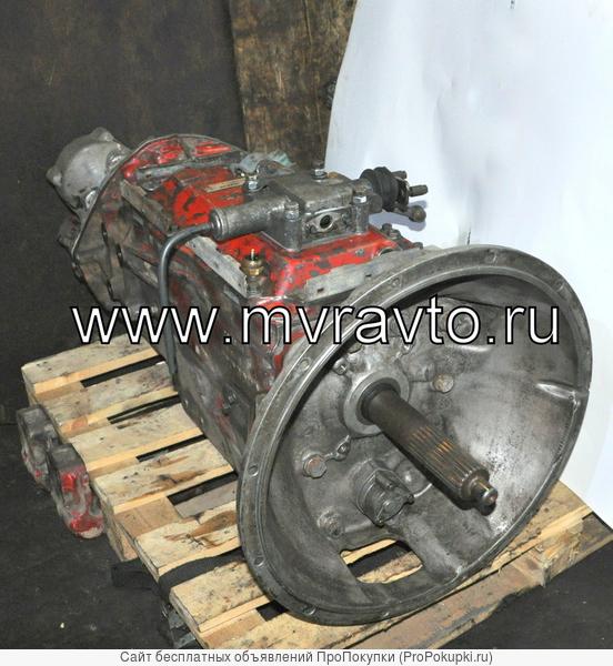 Кпп GRS900 Scania 4 б/у гарантия 180 дней
