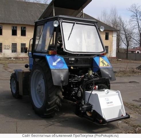 Фреза гидравлическая ЕМ-400/600