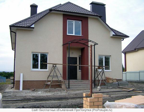 Утепление и отделка фасадов домов, коттеджей, любых зданий в Пензе и области.