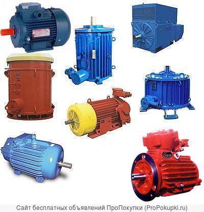 Электродвигатель АК4-400Х-6 и АК4-400Х-8