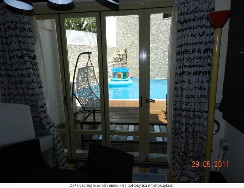 Пятиэтажный дом в престижном районе афин