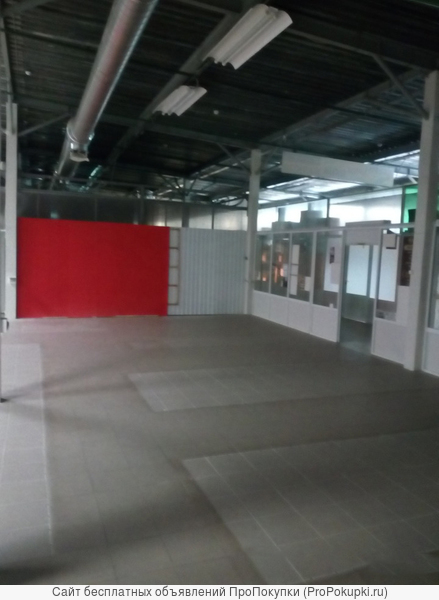 Теплый склад, 89 м²