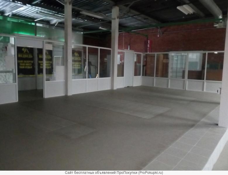 Торговое помещение, 90 м²