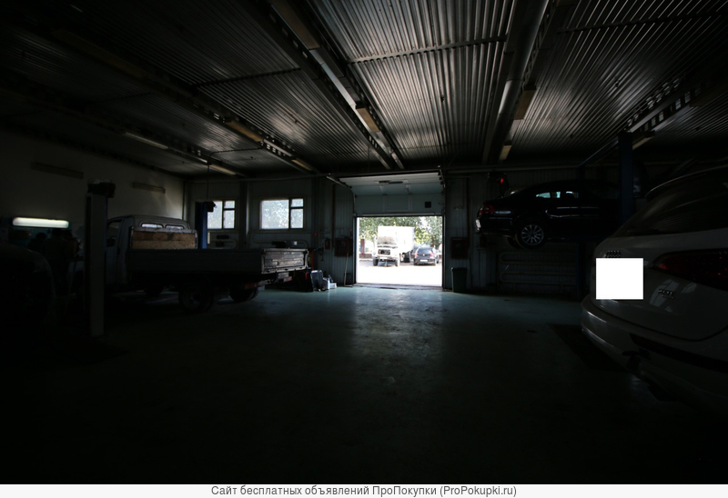 Помещение под сто, 360 м²