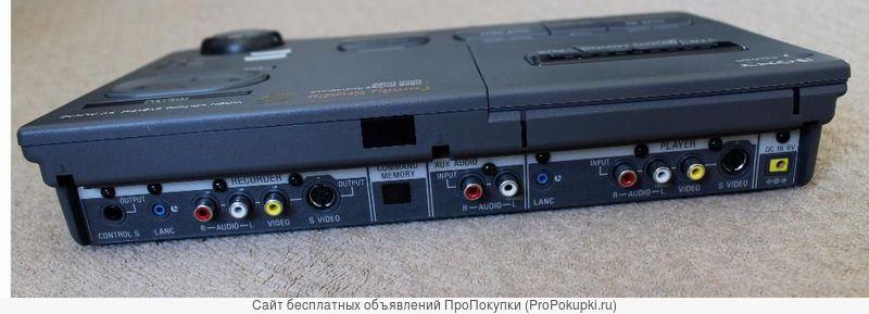 Sony video editing system XV-AL100E