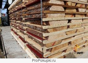 Быстрая сушка древесины инфракрасными кассетами