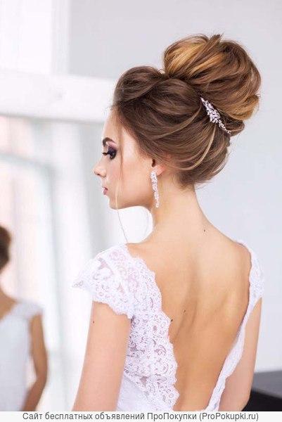 Курсы: визажист, мастер по прическам, свадебный стилист