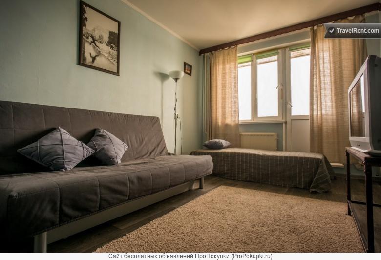 Уютная квартира на берегу Нев