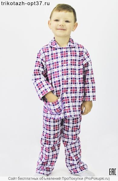 Трикотаж детский от ивановского производителя оптом и в розницу