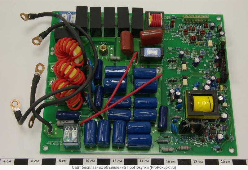 Kocateq DC4050 actuation board плата пусковая