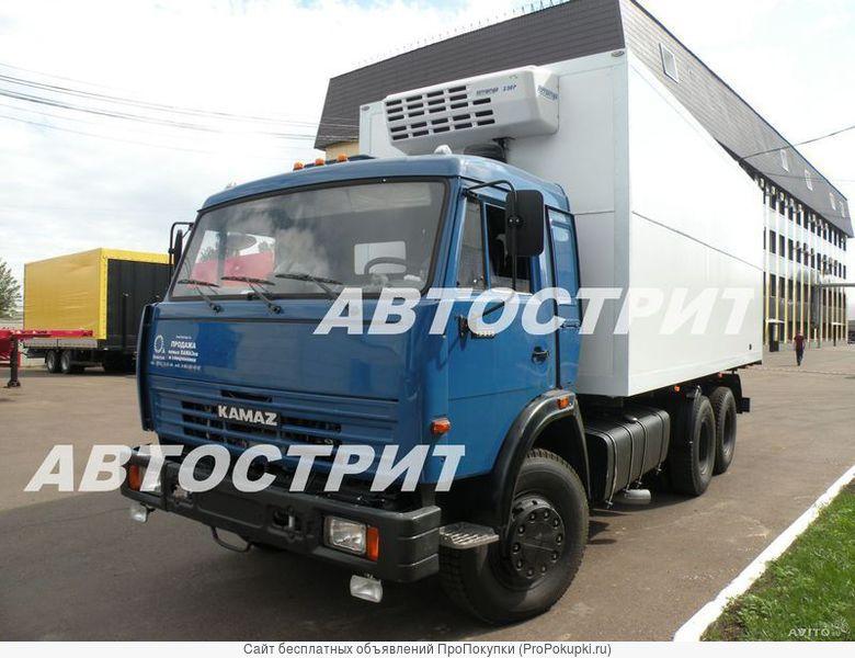фургоны изотермические промтоварные от производителя
