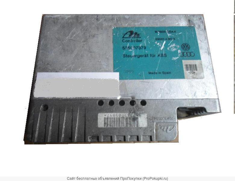 Блок управления ABS Passat B3