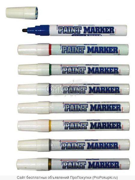 Маркер-краска (Paint Marker) MunHwa