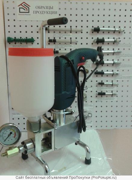 Насос однокомпонентный для смол и пен SP (Systempaker)-1К
