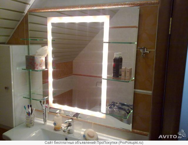 Зеркало,резказеркал,зеркало в ванную,зеркало панно, зеркало фигурное