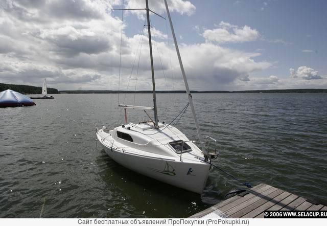 Яхта класса Микро - Рикошет 5502М