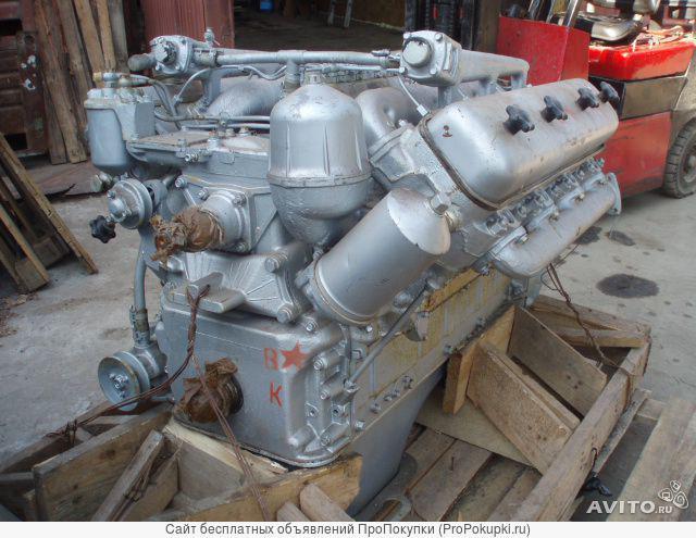 ЯМЗ-238Б 300л.с
