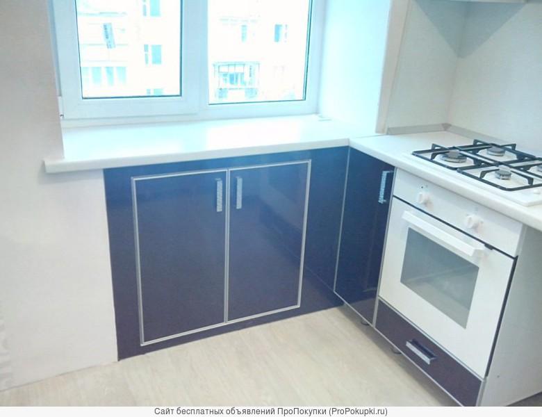 Кухонный гарнитур в 5-этажный дом