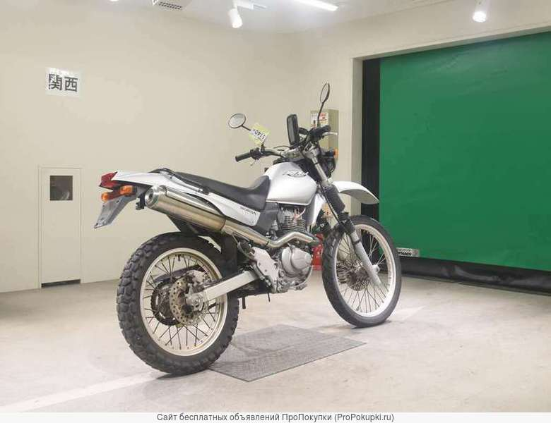 Мотоцикл Honda SL230 рама MD33 эндуро гв 2001