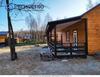 Зимний дом от Застройщика около леса