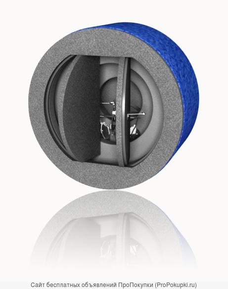 Клапан приточной вентиляции Овен с электроподогревом