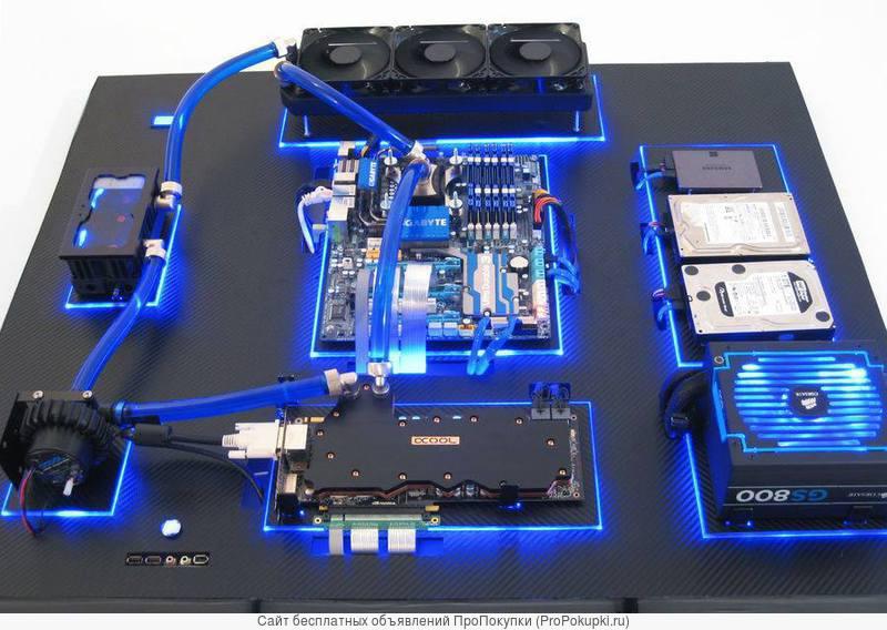 Куплю игровой компьютер (Core i7 или аналог)