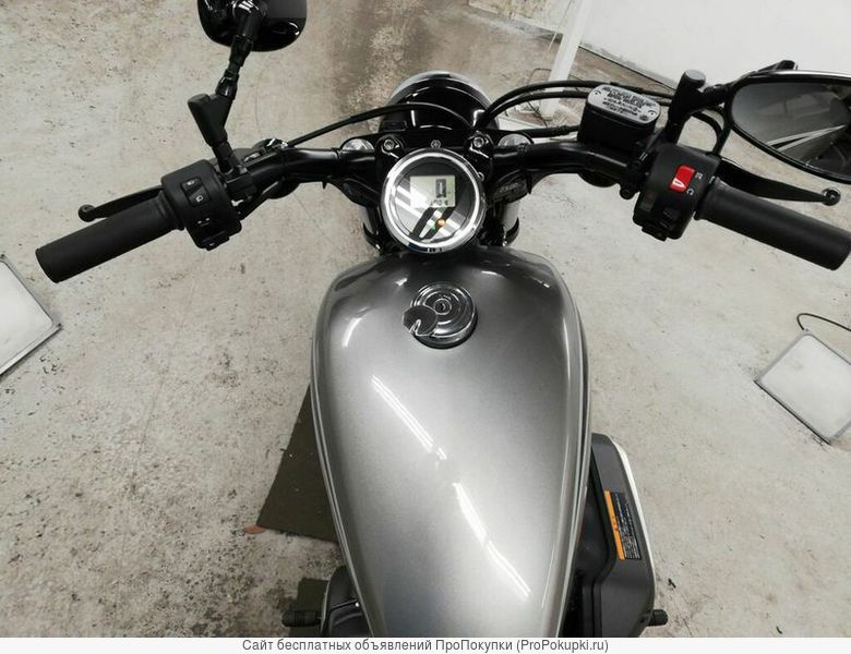 Мотоцикл круизер Yamaha BOLT 950 R рама VN09J модификация R гв 2017