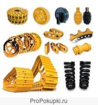 Оригинальные запасные части для спецтехники