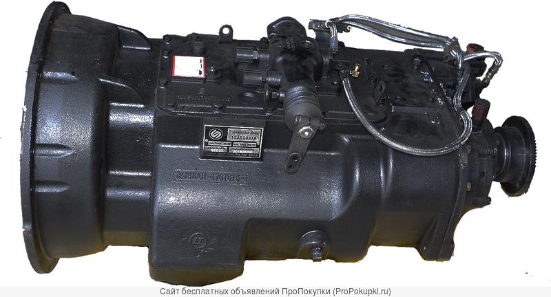КПП на МАЗ 12JS200TA. Фуллер.