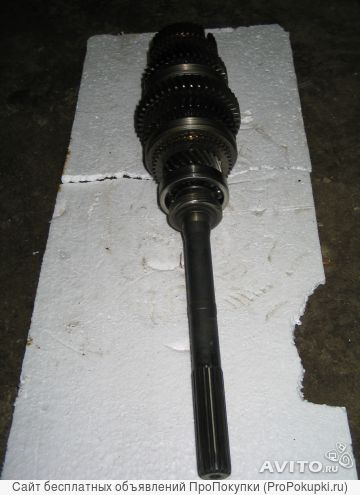 Вал вторичный газ-3302/2217 в сборе 3302-1701100