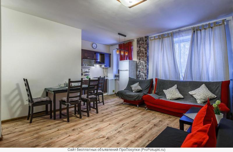 Сдам отличную 2 комнатную квартиру посуточно