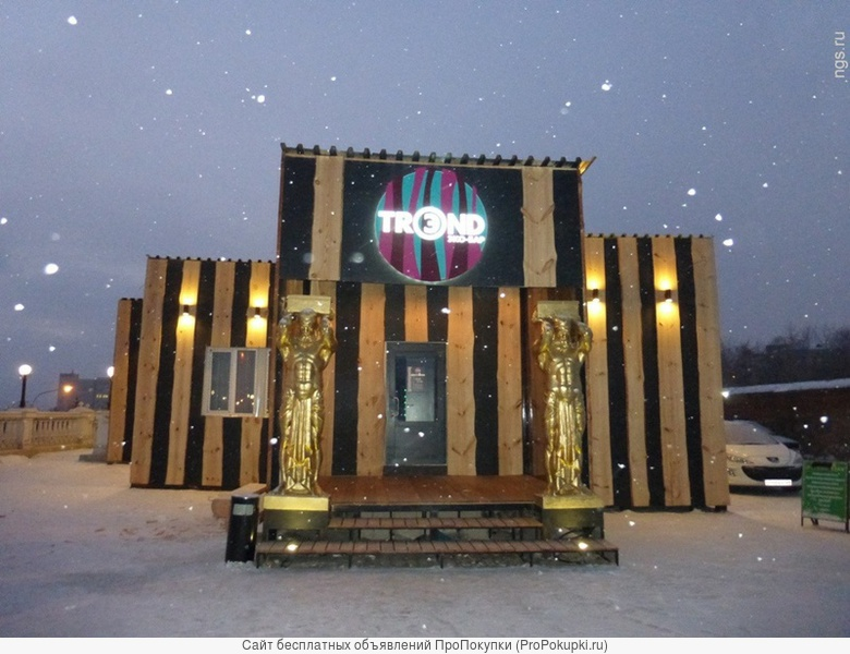 Снять коммерческую недвижимость под кафе обзор рынка коммерческой недвижимости москвы 2015 год