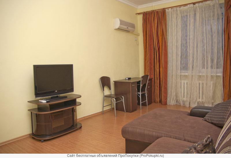 5-комнатная квартира с евроремонтом на ул.Б.Панина