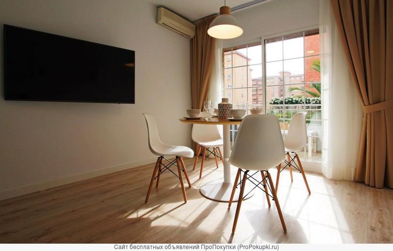 Продаются апартаменты с дизайнерским ремонтом в Аликанте