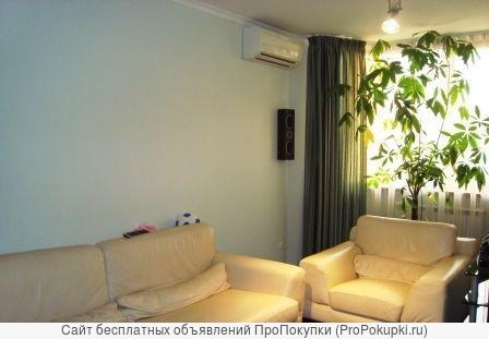 Квартира с евроремонтом в 14мкрн