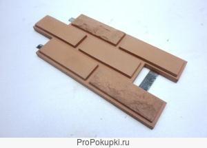 Монтаж фасадной плитки без раствора