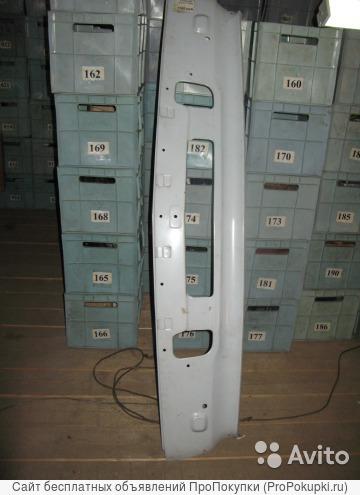 Брызговик облиц. рад. ниж. (фартук) газ-3102 в сб