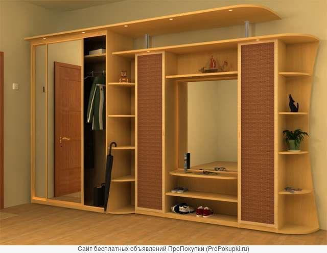 Изготовление мебели по индивидуальным размерам в московской .