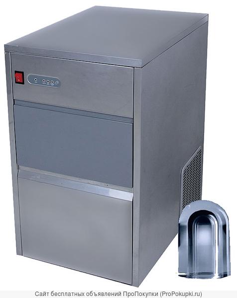 Льдогенератор пальчикового льда Koreco 25 кг/сут Арт: 6996