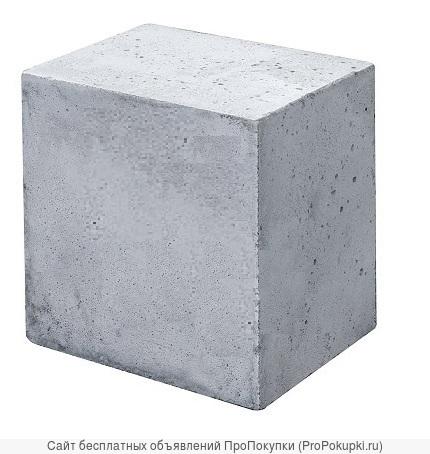 Фундаментные бетонные блоки 40.20.20