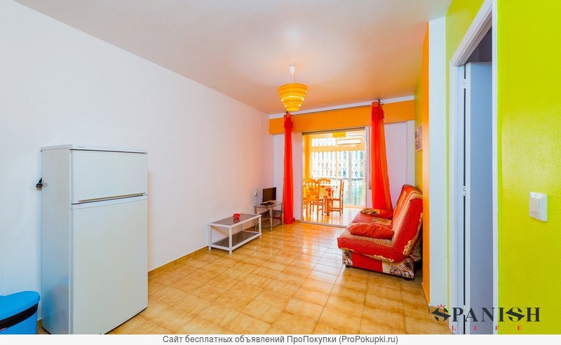 2-x комнатные просторные апартаменты , Торревьеха