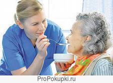 Обеспечим уход для близкого вам человека в больнице и дома.