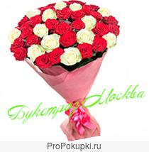 Букетроз Москва - доставка роз по Зеленограду