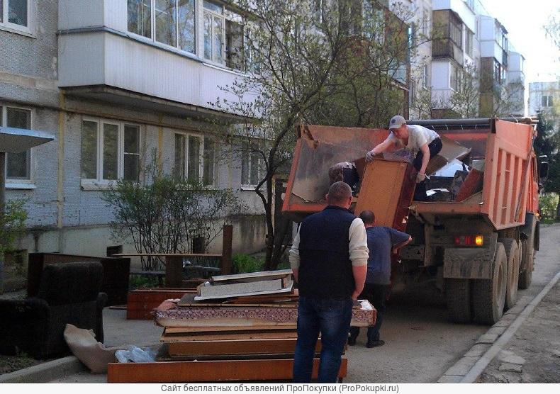 Вывоз мусора. Волгоград