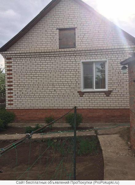 Продаю комфортабельный кирпичный дом