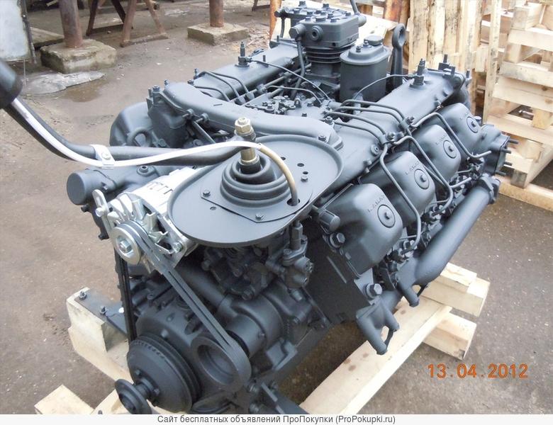 Двигатель КАМАЗ 740.11 (240 л/с) Евро-1
