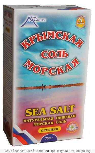 Соль морская