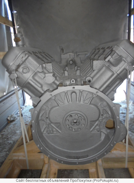 Двигатель ямз 7511 с хранения(консервация)
