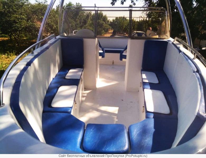 Катер Шторм 600 от AkuaBoat