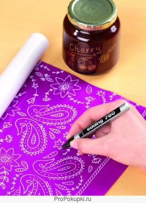 Декоративные лаковые маркеры